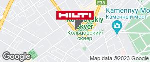 Региональный представитель Hilti в г. Воронеж