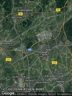 Google Map of Brassert