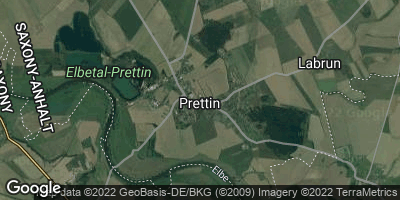 Google Map of Prettin
