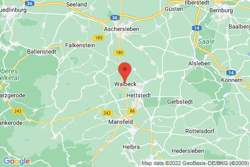 Karte Walbeck