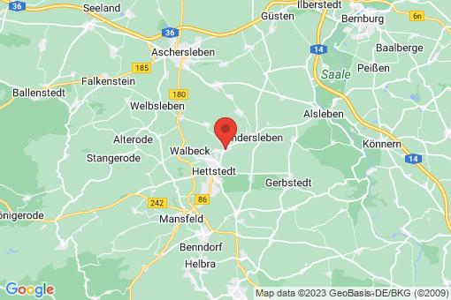 Karte Wiederstedt