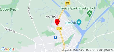 Google Map für Günstige Monteurzimmer