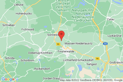 Karte Ponnsdorf