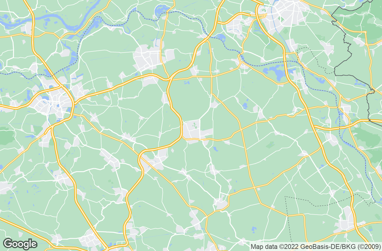 Google Map of Uden