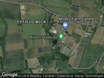 Millets Farm Fly Fishing