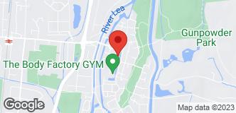 B Ernest Gas location