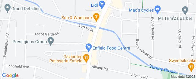 Oz Royal Kebab Enfield