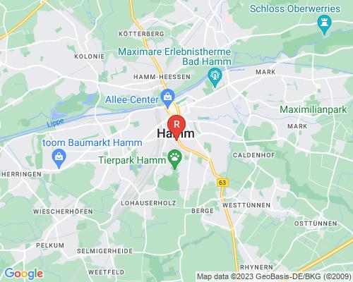 Google Karte von Rohrreinigung Hamm