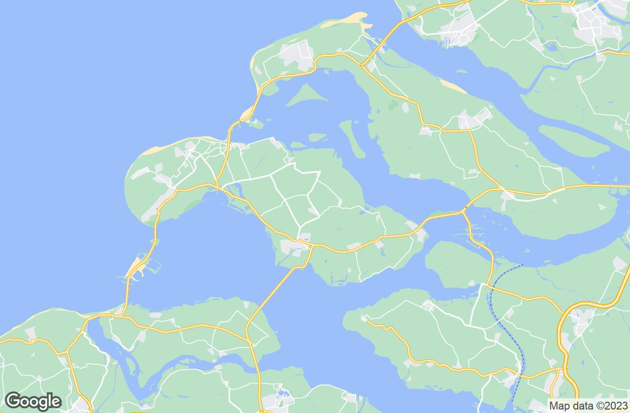 Google Map of Noordgouwe