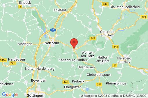 Karte Katlenburg-Lindau