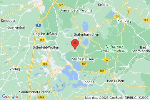 Karte Burgkemnitz