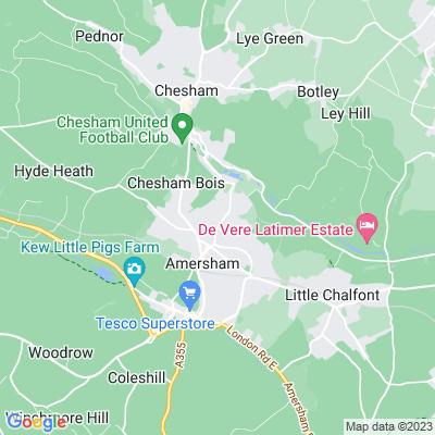 Rectory, The, Chesham Bois Location
