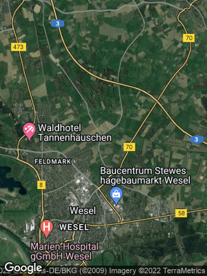 Google Map of Lackhausen