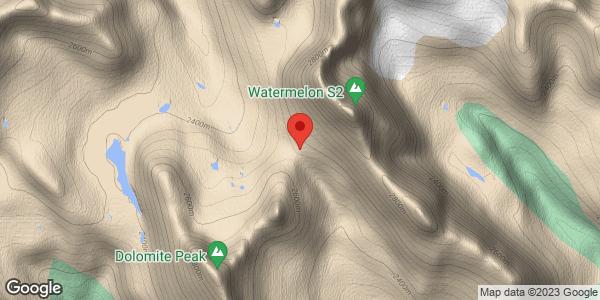 Dolomite Peak Circuit