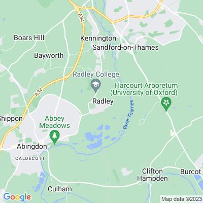 Radley Location