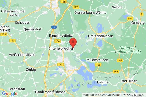 Karte Altjeßnitz