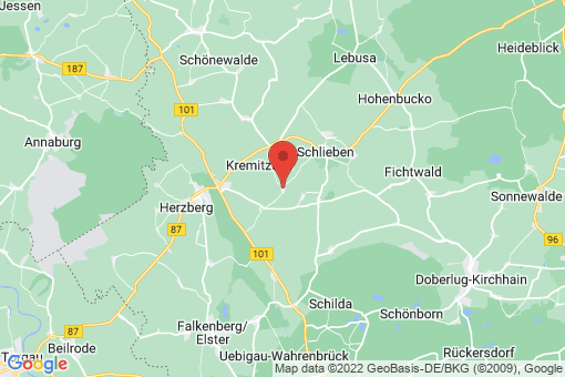 Karte Malitschkendorf
