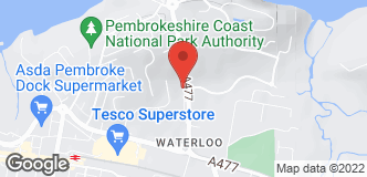 Pembroke Hire location