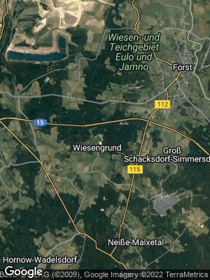 Google Map of Wiesengrund
