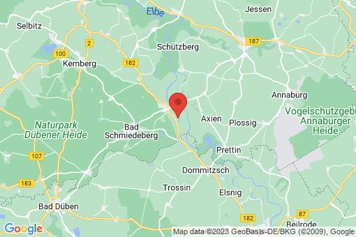 Karte Priesitz