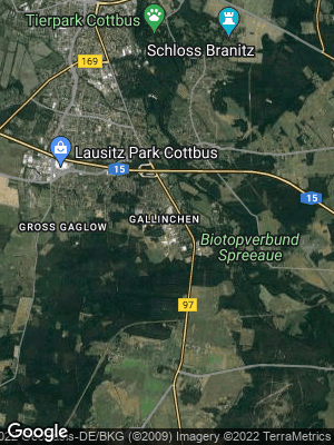 Google Map of Gallinchen