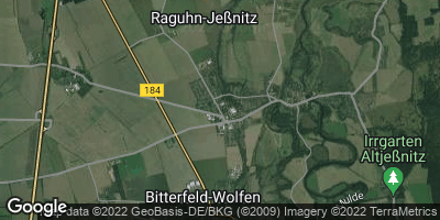 Google Map of Raguhn
