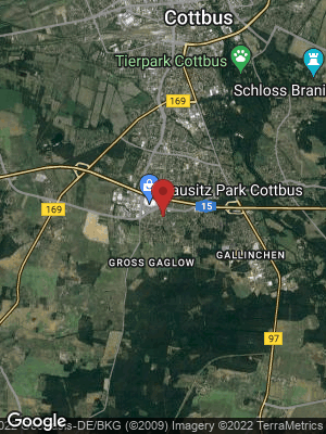 Google Map of Groß Gaglow