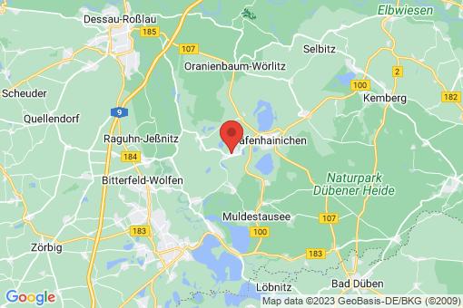 Karte Zschornewitz