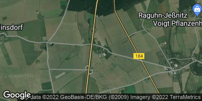 Google Map of Thurland
