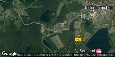 Google Map of Zschornewitz