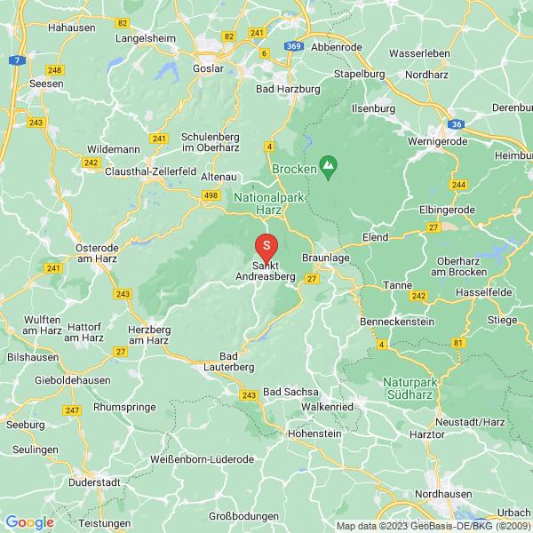 Hochseilgarten Harz