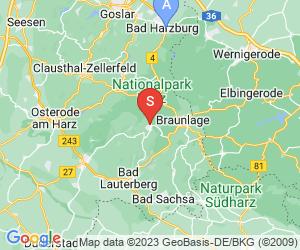 Karte für Hochseilgarten Harz