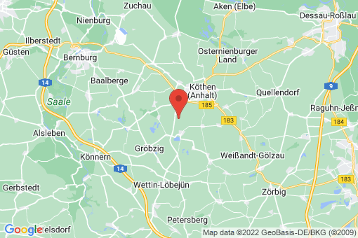 Karte Wülknitz