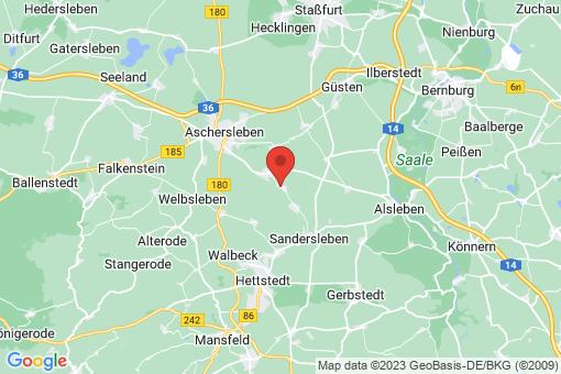 Karte Drohndorf