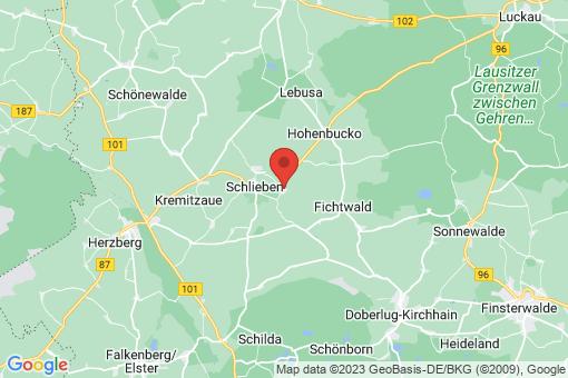 Karte Wehrhain