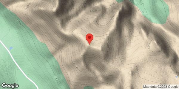 Observation Sub Peak and N Glacier