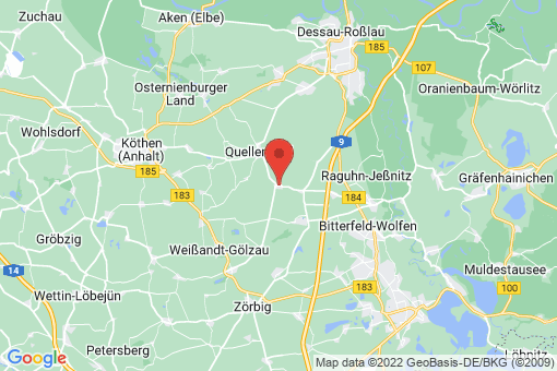 Karte Hinsdorf