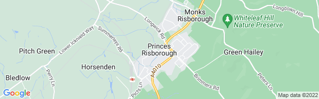 Map Of Princes Risborough