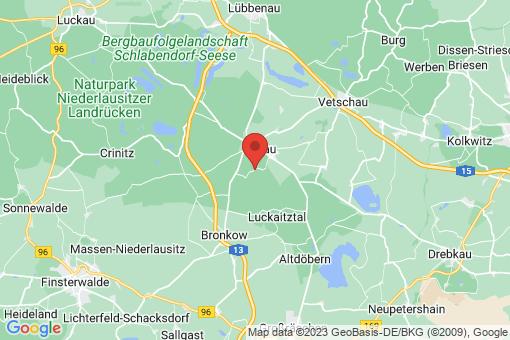 Karte Werchow