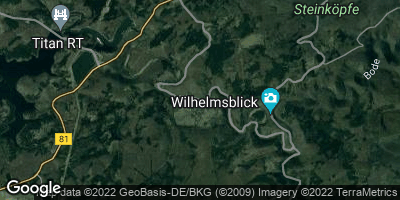 Google Map of Altenbrak