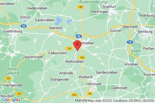 Karte Westdorf
