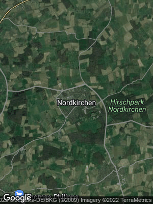 Google Map of Nordkirchen
