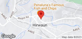 Hirwaun Handyman location