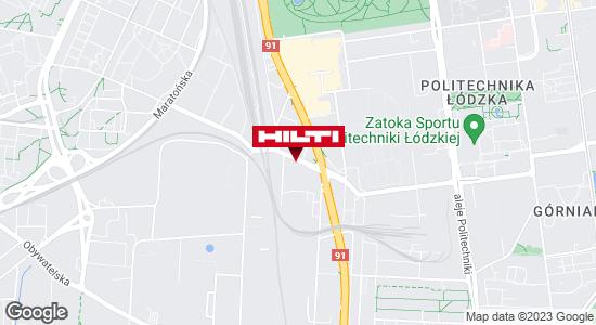 Hilti Store Łódź