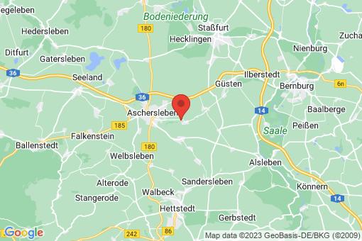 Karte Groß Schierstedt