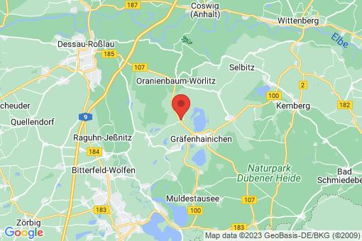 Karte Jüdenberg