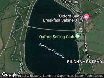 Farmoor II Trout Fishery