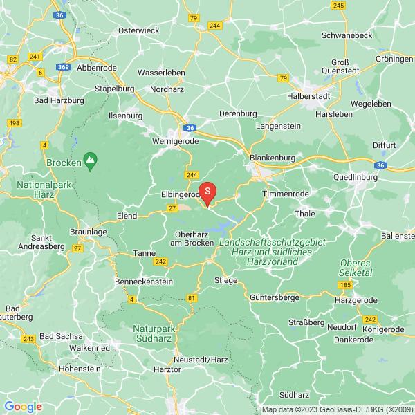 Hermannshöhle - Rübeland
