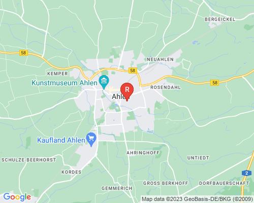 Google Karte von Rohrreinigung Ahlen