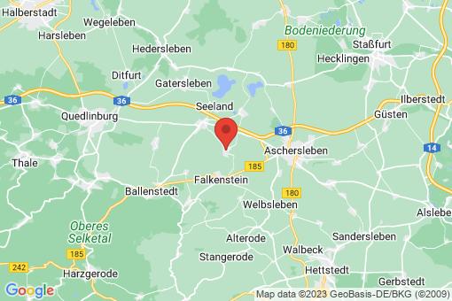 Karte Reinstedt